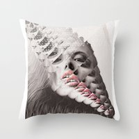 Soul Embarks Throw Pillow