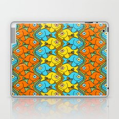 Something is Nicely Fishy Here! Laptop & iPad Skin
