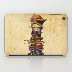 Hat Stack iPad Case