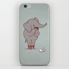 Irrational Fears iPhone & iPod Skin