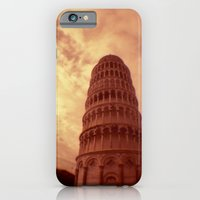 iPhone & iPod Case featuring Italy Surreal I by Nina
