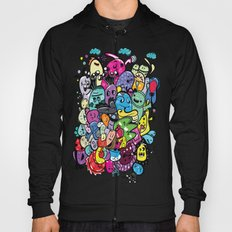 Monster friends Hoody