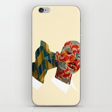 nibbling your ear iPhone & iPod Skin