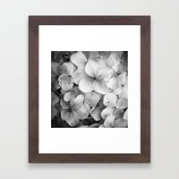 éphémère Framed Art Print
