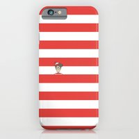 iPhone & iPod Case featuring Dude.. I'm right here by Adel