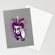 The Illusionist Stationery Cards