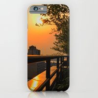 iPhone & iPod Case featuring city site by emsisson
