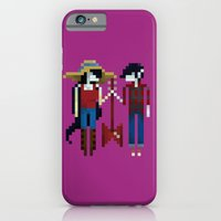 iPhone & iPod Case featuring The Vampire Queen and King by LOVEMI DESIGN
