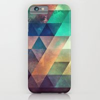 iPhone & iPod Case featuring lytr vyk ryv by Spires