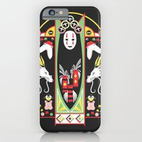 iPhone & iPod Case featuring Spirited Deco by Ashley Hay