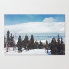 Mountain Sound Canvas Print