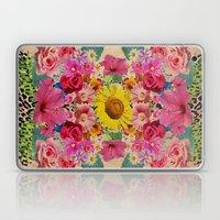 VINTAGE SPRING Laptop & iPad Skin