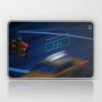 3rd Ave Laptop & iPad Skin