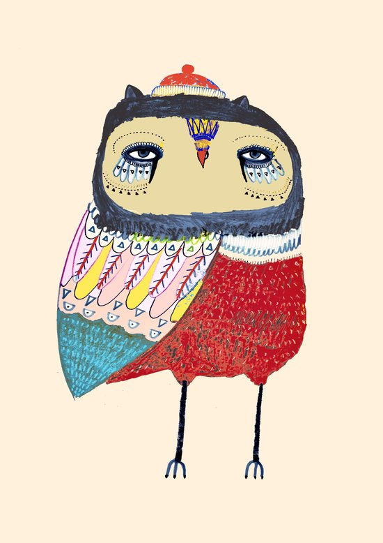 Sweet Owl. owl, owl art, owl print, owls Canvas Print