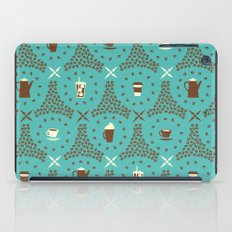 Coffee Hour iPad Case