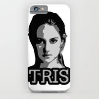 iPhone & iPod Case featuring Divergent: Tris by Flash Goat Industries