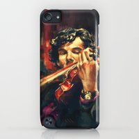 iPod Touch Cases featuring Virtuoso by Alice X. Zhang