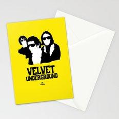 VELVET UNDERGROUND Y Stationery Cards