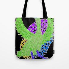 Flying Bird 2 Tote Bag