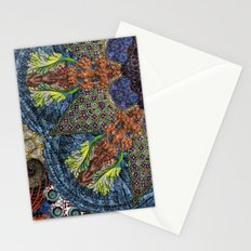 Psychedelic Botanical 6 Stationery Cards