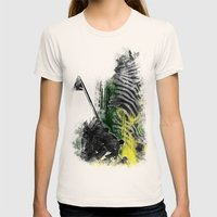 Free Womens Fitted Tee Natural SMALL