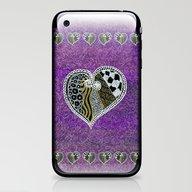 Tangle Feeling iPhone & iPod Skin