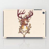 Stag Illustration 1/6 iPad Case