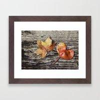 A Couple Framed Art Print