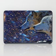 WOLF  iPad Case