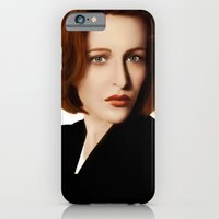 iPhone & iPod Case featuring Scully by Alexia Rose