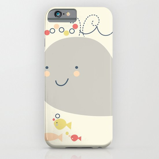 Whaley on the sea iPhone & iPod Case
