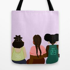 Court Side Tote Bag