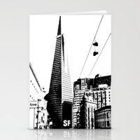 Love San Francisco Stationery Cards