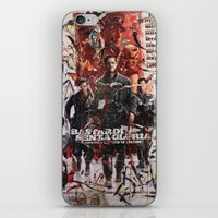 Senza Gloria iPhone & iPod Skin