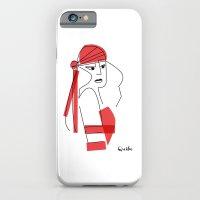 Elektra-assassin iPhone 6 Slim Case