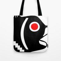 Zelonicus Fish Tote Bag