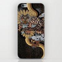Frolic! II iPhone & iPod Skin
