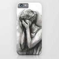 Weeping Angel Watercolor… iPhone 6 Slim Case