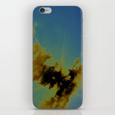 there's sulfur in the air iPhone & iPod Skin