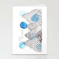 Flying High Through The … Stationery Cards