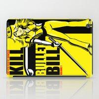 Kill Bullet Bill iPad Case