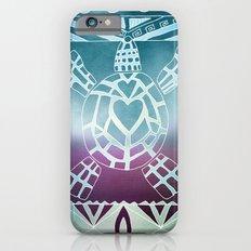 Tribal Sea Turtle Slim Case iPhone 6s
