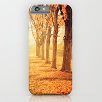 iPhone & iPod Case featuring The Poetry of Autumn by Olivia Joy StClaire