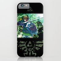 The Lost Woods iPhone 6 Slim Case