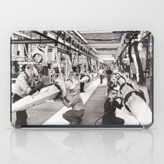 Star Wars factory iPad Case