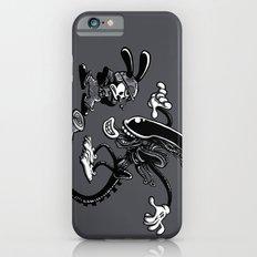 Alien vs Oswald iPhone 6 Slim Case