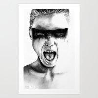 The Grind Art Print