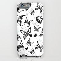 Butterflies in Flight 2 iPhone 6 Slim Case