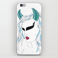 Taurus / 12 Signs Of The… iPhone & iPod Skin