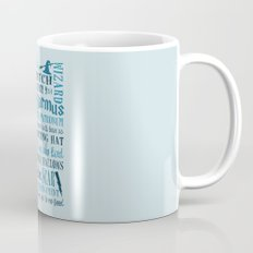 Harry Potter - All Quotes  Mug